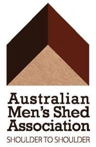 Australian Mens Shed Association Logo