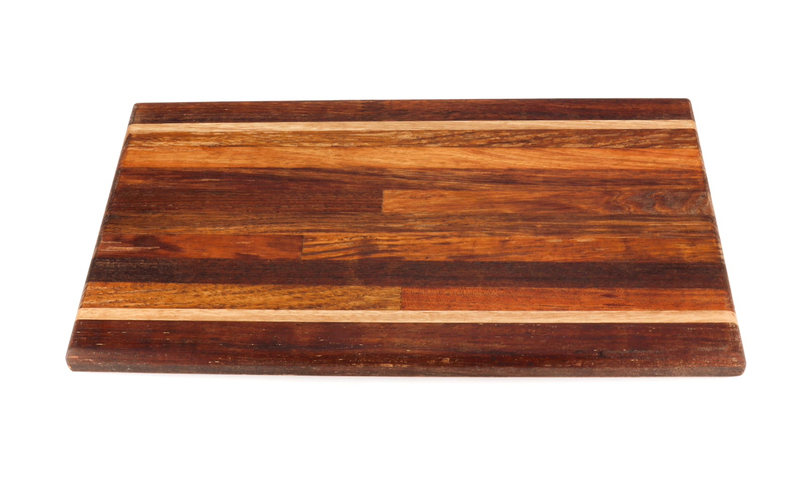 Our hand crafted chopping boards are all unique and made with a variety of woods & sizes and priced accordingly