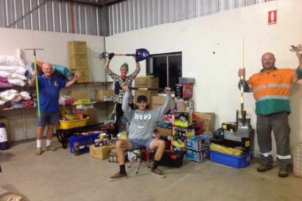 Glencore Bulga Donations